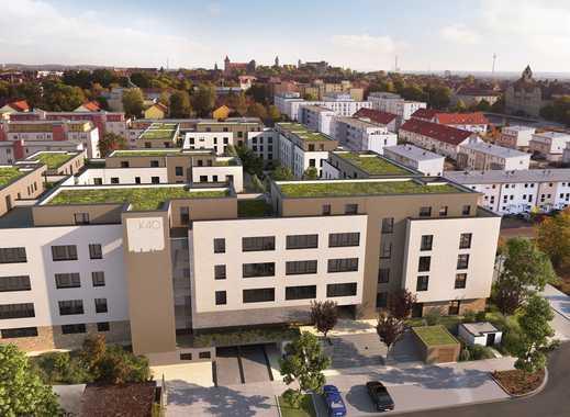 Helle 2-Zimmer Penthaus-Wohnung mit ca. 72 m² in bester Lage