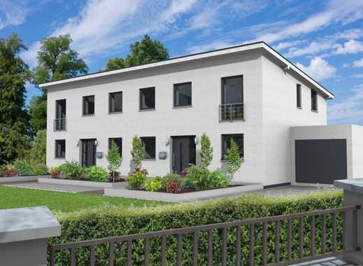 Wohnen in der Plusenergiehaus-Siedlung - Energie-Wohn-Park Biblis