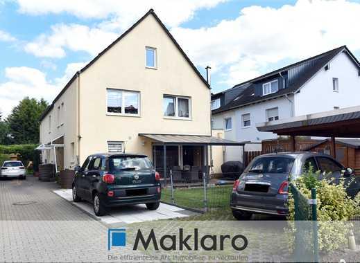 +++Beste Lage in Leverkusen Bürrig+++ Große Doppelhaushälfte in Top Zustand