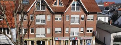 2 Zimmer Erdgeschosswohnung, in Kurparknähe mit Tiefgaragenstellplatz