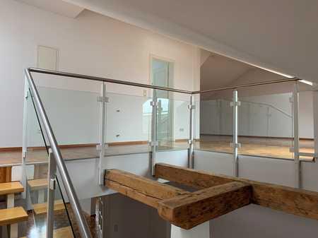 Dachterrassen-Loft-Wohnung im Herzen der Regensburger Altstadt in Regensburg-Innenstadt
