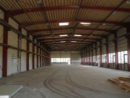 Hallenschiff ca. 1.120 m²