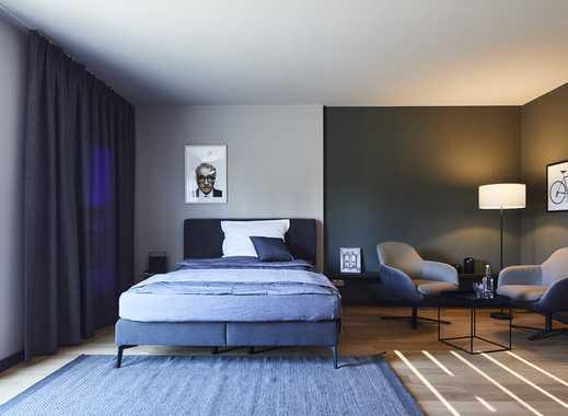 Eröffnung am 1.4.2019 / 68 Design-Serviced-Apartments / 24 bis 50 qm ab 990€ all in