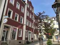 Wohn-und Geschäftshaus Fußgängerzone Stadt Hof