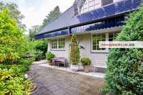 IMMOBERLIN Luxuriöse Villa mit schöner