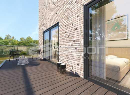 Provisionsfrei!  Schöne 2 Zi. Eigentumswohnung mit sonniger Dachterrasse