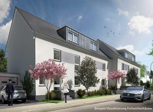 Familienfreundlicher Neubau in Überruhr: 3 Eigentumswohnungen und 4 Einfamilienhäuser