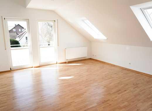 Lichtdurchflutete 3 Zimmer Wohnung mit Galerie und Sauna in Hoberge!