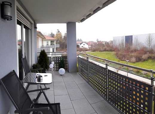 Schöne, geräumige zwei Zimmer Wohnung in gehobener Ausstattung, Asbach-Bäumenheim (Lkr. Donau-Ries)