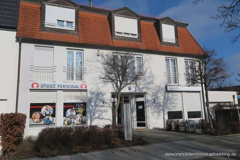 Möblierte 1 Zimmer Wohnung in ansprechendem Architektenhaus - an Einzelperson zu vermieten in Berg am Laim (München)
