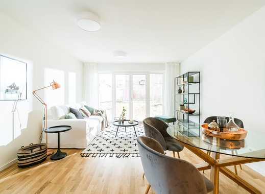 Komfortable Gartenwohnung mit durchdachtem Grundriss und Terrasse ***Barrierefrei***