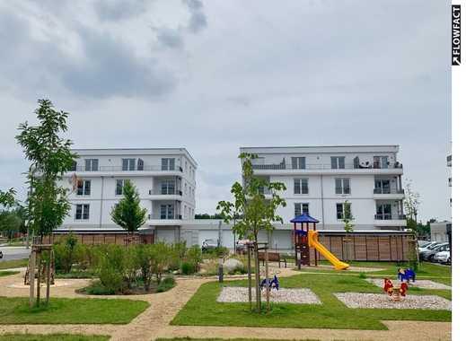 Moderne 2-Raumwohnung am Sporthafen Werder/Havel zu vermieten - Erstbezug !