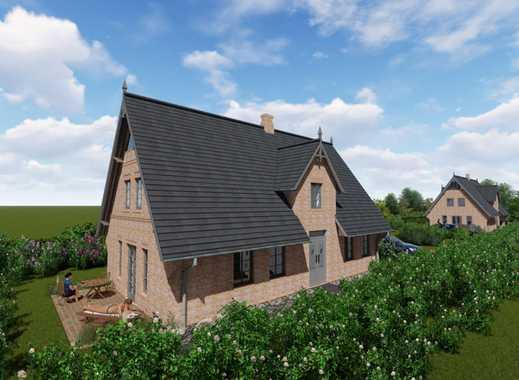 Neubau: Einfamilienhaus in Dorflage Keitum