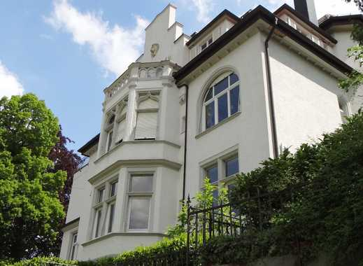 Stuttgart-NordWest: Nostalgisches 3-4 Zimmer-Wohnparadies mit 3 großzügigen Sonnenbalkonen