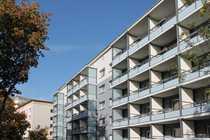 Barrierearme 2-Raum-Wohnung im Stadtzentrum sucht