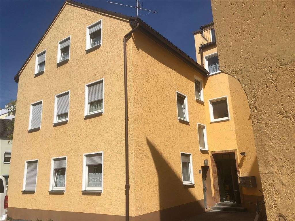 Renovierte Zwei-Zimmer-Wohnung im Antonsviertel zu vermieten in