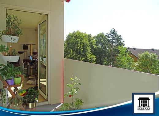 Ideale Kapitalanlage - Optimaler Grundriss, ruhige und dennoch zentrale Wohnlage!