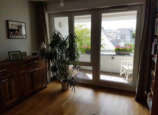 Gemütliche, neuwertige 3-Zimmer-Wohnung mit Loggia in Milbertshofen, München