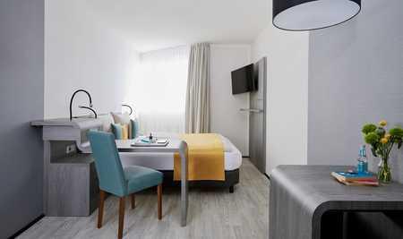 Möbliertes Apartment in City Lage - Inklusivmiete inkl. WLAN Flatrate in Haidhausen (München)
