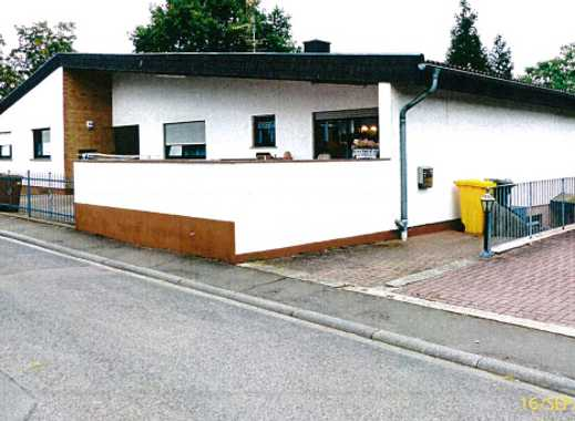3-Zimmer-Wohnung mit großzügiger Terrasse in Grolsheim