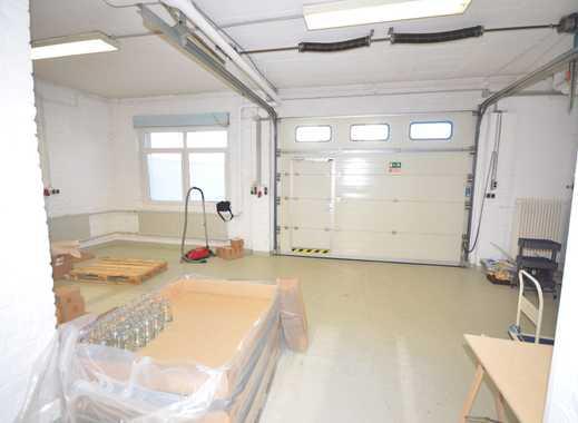 F-Preungesheim: Kleine Lagerhalle mit Büroflächen