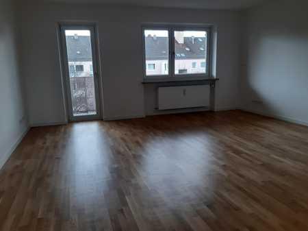Erstbezug nach Sanierung: freundliche 2,5-Zimmer-DG-Wohnung mit EBK und Balkon in Laim, München in Laim (München)