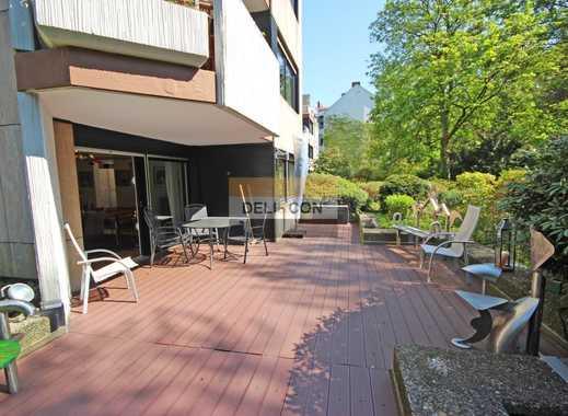 Moderne Terrassenwohnung direkt an der Eilenriede in der Oststadt