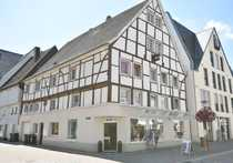 Fachwerkhaus in der historischen Innenstadt