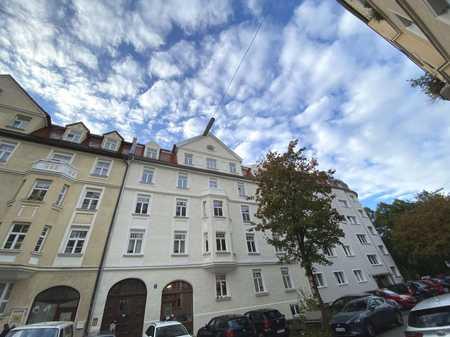 Erstbezug * WG geeignet * 3-Zimmer * Balkon * am Nockherberg in Obergiesing (München)