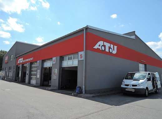 Renditeobjekt provisionsfrei: Handels- Werkstatt- und Lagerfläche mit langfristigem Mietvertrag