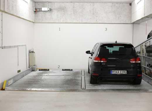 ! Nur 2 Gehminuten zum Harras ! Tiefgarage Parkplatz Duplex