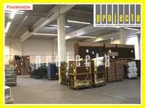 PROVISIONSFREI 1 100 m² Lagerhalle