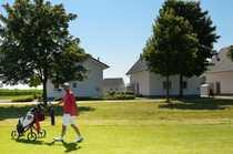 Ferienhaus direkt am Golfplatz bauen