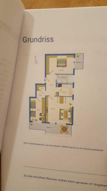 Erstbezug nach Sanierung: attraktive 3-Zimmer-Wohnung mit zwei Balkonen und Hobbyraum in Obermenzing in Obermenzing (München)
