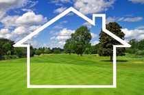 Bauplatz für große Doppelhaushälfte in