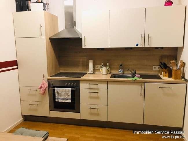 Schöne 2-Zimmer-Wohnung in Passau-Patriching mit Einbauküche! in Hacklberg (Passau)