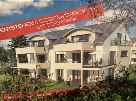*Erstbezug* attraktive 4-Zimmer-EG Wohnung mit Gartenanteil in Buxheim in Buxheim (Unterallgäu)