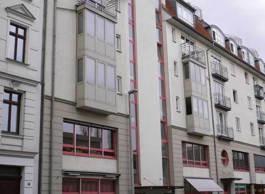 Ideale 1 Raumwohnung für einen Single in Leipzig, Zentrum Ost