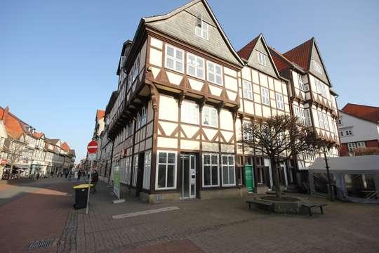 Ihre neue Bürofläche in der historischen Innenstadt von Wolfenbüttel