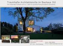 Traumhafte Architektenvilla im Bauhaus Stil