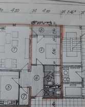 Geräumige und gepflegte 2-Zimmer-Wohnung mit