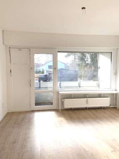 Sanierte 1-Zimmer-Wohnung mit Balkon