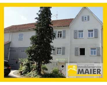 Aufwändig saniertes 2-Familienhaus mit 3 Bädern, 3 Balkonen, großem Garten und viel Stauraum! in Sersheim