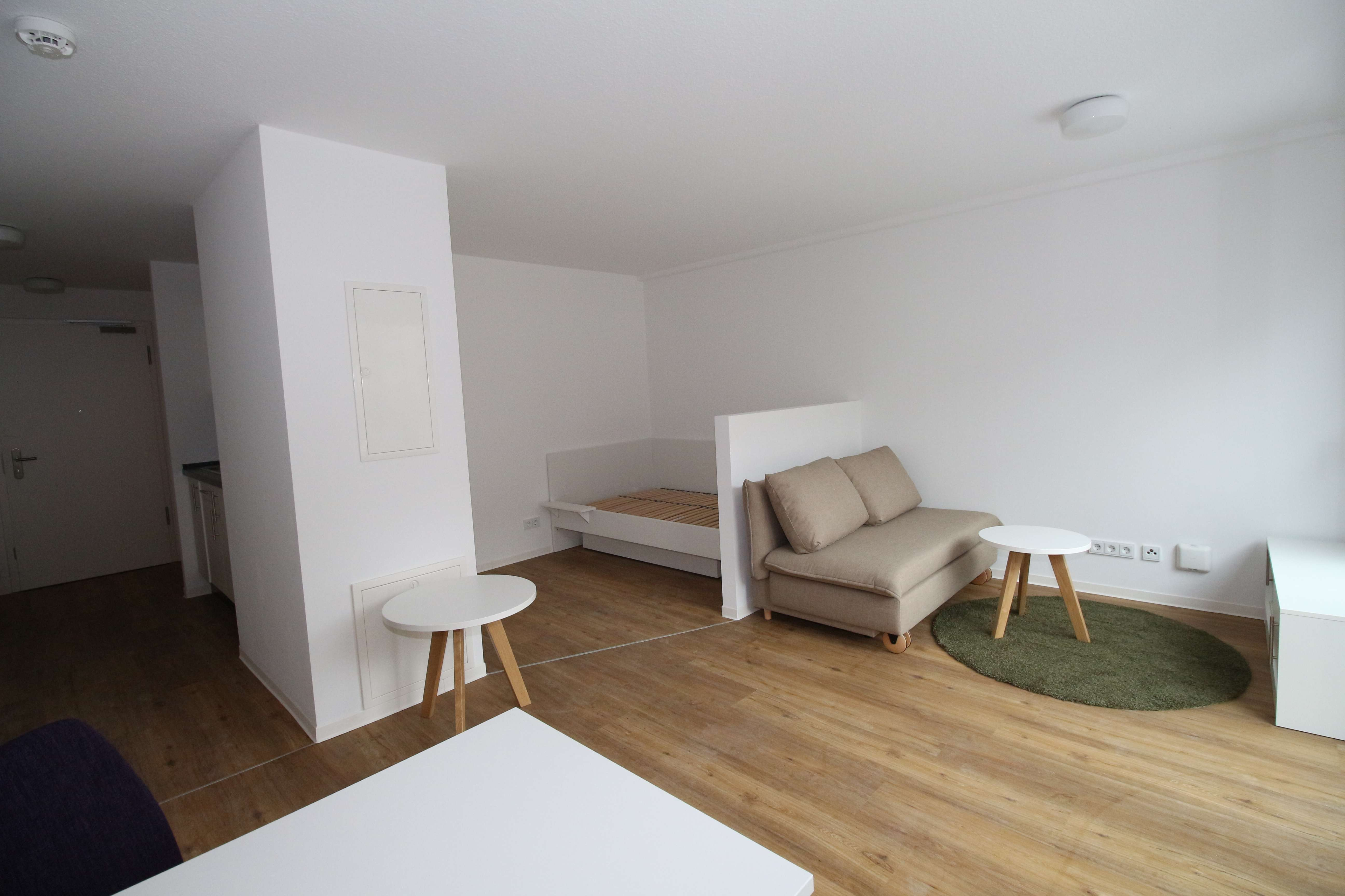 Schickes, voll möbliertes Mikro-Apartment in zentraler Südstadt-Lage in