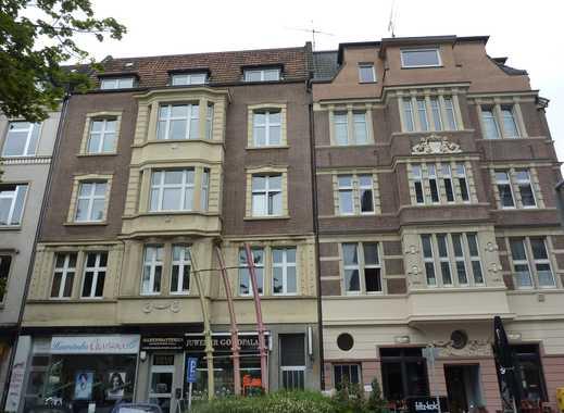 Gemütliche Dachgeschosswohnung im Kaiserstraßenviertel