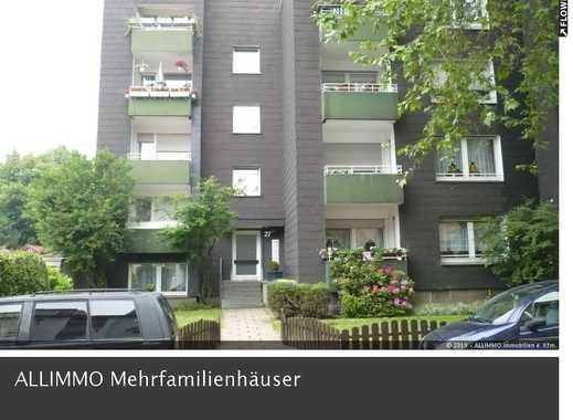 Großzügige 3 Z. Wohnung mit Balkon in Gelsenkirchen