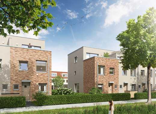 Für Sonne den ganzen Tag: Neubau mit großer Süd-Dachterrasse ab 389.900 €!