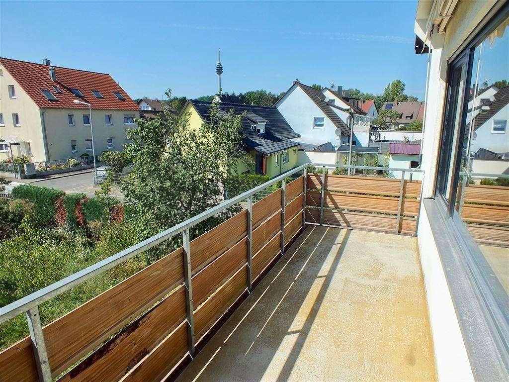 Tolle 3 Zimmerwohnung in der Werderau EBK, Sonnenbalkon - sofort frei in Werderau (Nürnberg)