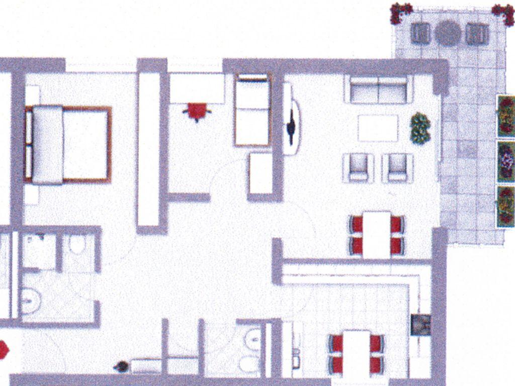 Frisch renovierte 3- Zimmerwohnung in vorteilhafter Lage ...