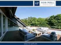Wunderschöne sonnenverwöhnte Penthouse - Maisonettewohnung in